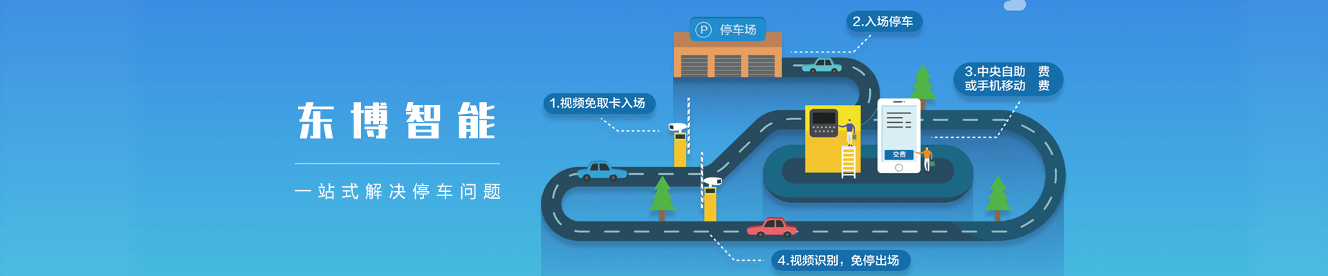 广州智能停车管理